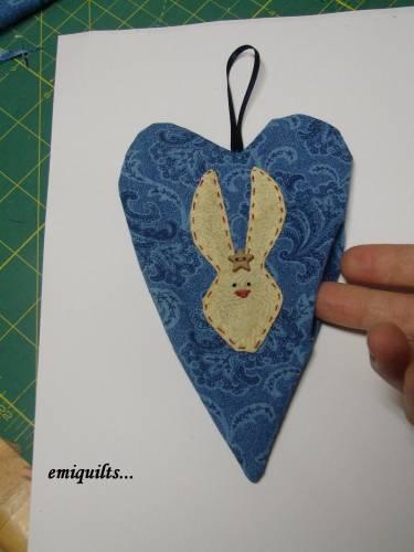 Как сшить сердечко